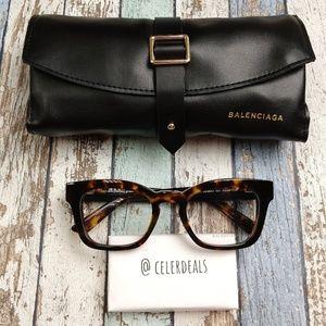 Balenciaga BA5083 052 Eyeglasses w/G.Leather Case